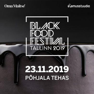 Black Food Festival Tallinn 2019
