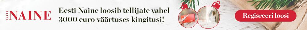 Eesti Naine loosib teööijate vahel 3000 euro väärtuses kingitusi!