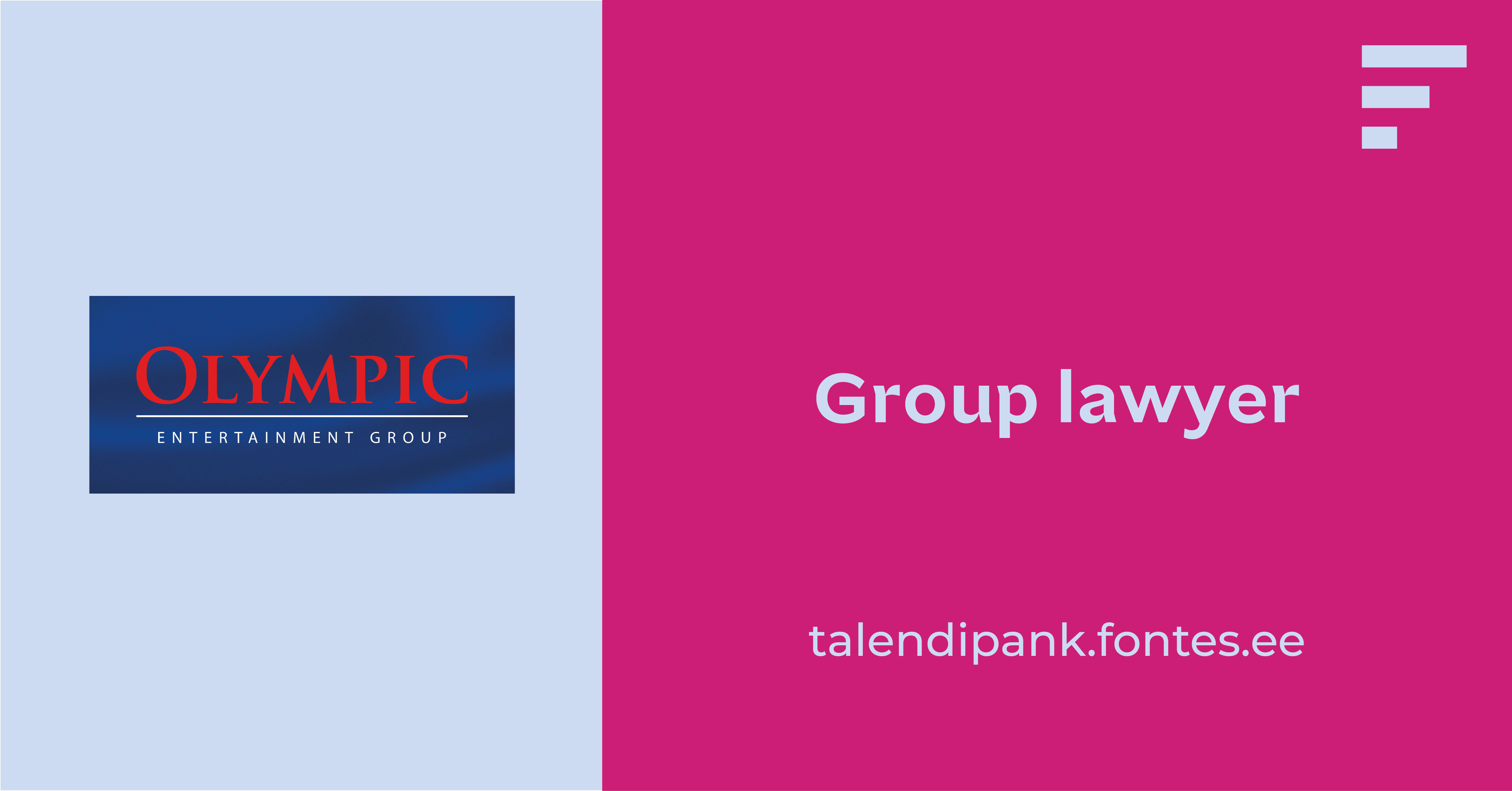 GROUP LAWYER