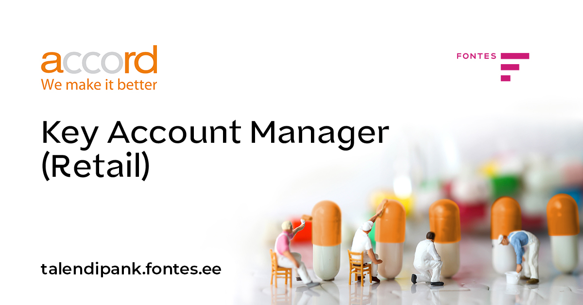 KEY ACCOUNT MANAGER (RETAIL)