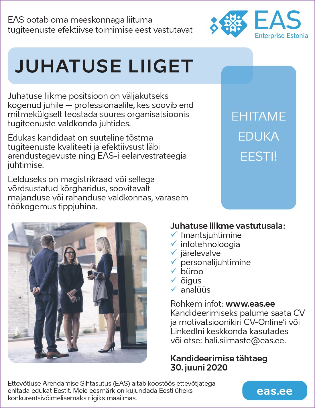 JUHATUSE LIIGE