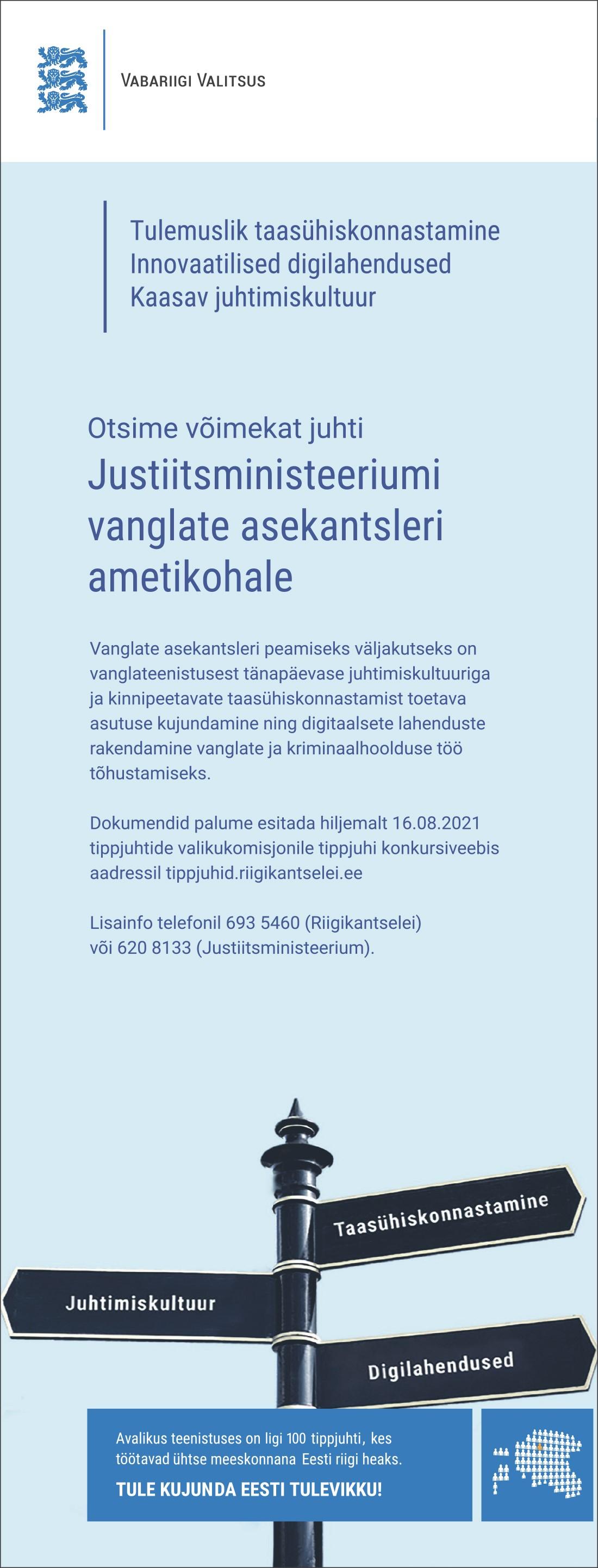 VANGLATE ASEKANTSLER