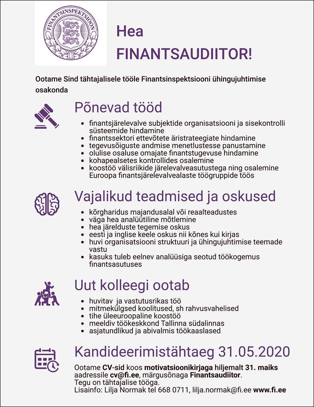 Finantsaudiitor