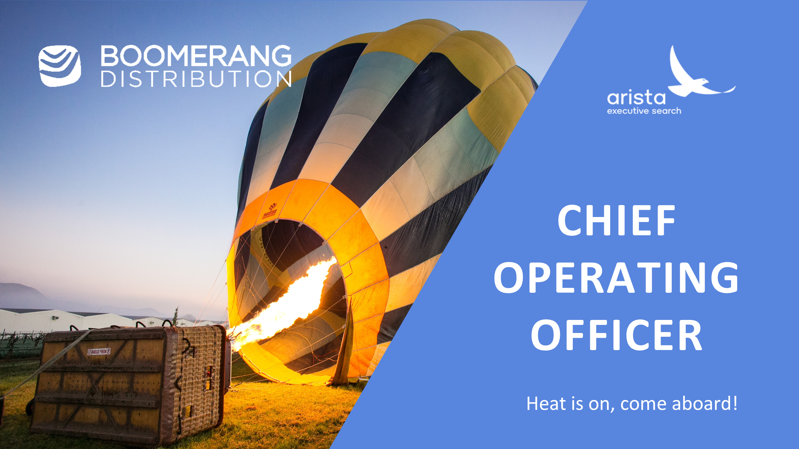 CHIEF OPERATING OFFICER/ OPERATSIOONIDE JUHT