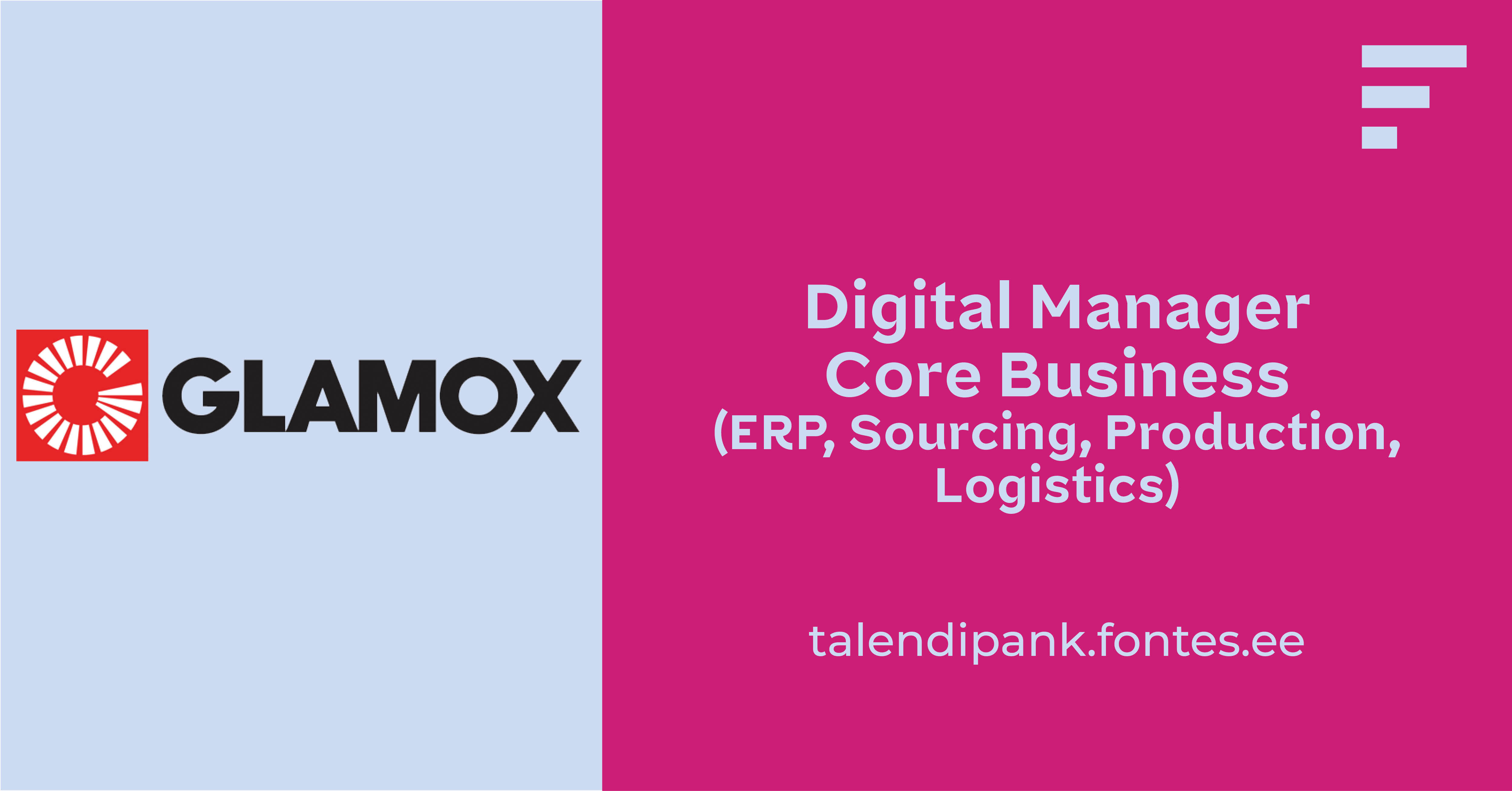 DIGITAL MANAGER CORE BUSINESS