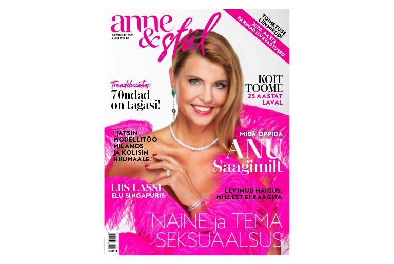 Anne & Stiil ajakirja tellimus