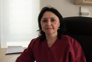 Dr Natalya Issayevska