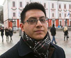 Guatemalast pärit Carlos: kui oled nutikas, siis on Eestis lihtne tööd leida ja head elu elada!