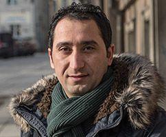 Afganistanist pärit Bijan tuli Eestisse diplomaatide kooli