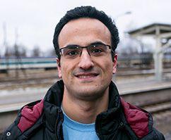 Iraanlasele Arashile meeldib eesti keel ja ta näitab, et vaid seitsme kuuga saab selle selgeks