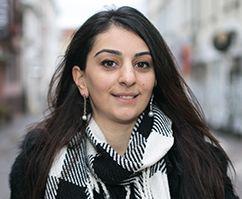 Armeenlanna Ani armastab Tartus enim Toomkiriku varemeid