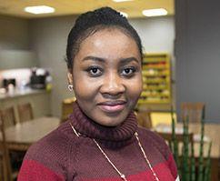 Barbara Ghanast on tundnud eestlaste pilke, kuid teab, et need on vaid uudishimust
