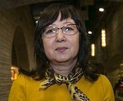 Tšuvašitar Dina suunati Eestisse ministeeriumisse tööle ja ta jäigi siia