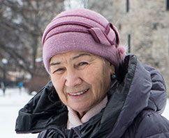 Usbekk Lola sõnul saab Eestis vaikselt ja rahulikult elada