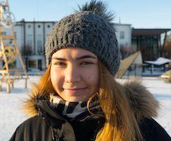 Õpilane Anna-Bret sai välismaal olles aru, mis kodumaal eriline on