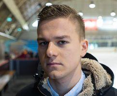 Jäähokimängija Pavel: ma lihtsalt kuulun siia